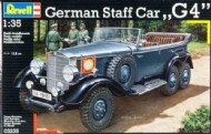 German Staff Car G4