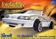 ´92 Mustang GT convertible lowrider