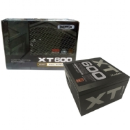 Fonte XFX XT 600W Full Wired 80 Plus Bronze - (P1-600B-XTFR)