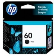 Cartucho HP 60 preto 4,5ml CC640WB HP CX 1 UN