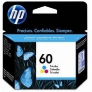 Cartucho HP 60 color CC643WB HP CX 1 UN