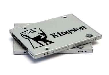 SSD Kingston 2.5´ 120GB UV400 SATA III Leituras: 550MBs / Gravações: 350MBs - SUV400S37/120GBs
