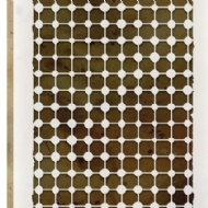 STENCIL GRID DOT - TIM HOLTZ - STAMPERS ANONYMOUS