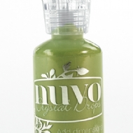 COLA DIMENSIONAL - TONIC STUDIOS - NUVO CRYSTAL DROPS - BOTTLE GREEN