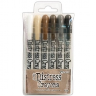 RANGER INK - TIM HOLTZ - DISTRESS CRAYONS #3