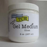 THE CRAFTERS WORKSHOP - GEL MEDIUM GLOSS
