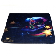 Mouse Pad League of Legends - Sona Fliperama