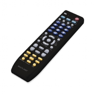 CONTROLE REMOTO UNIVERSAL AC088 MULTILASER TV - DVD - VCD