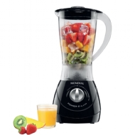 Liquidificador Mondial Power 2 Black L-28 500w