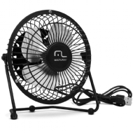 VENTILADOR USB PARA NOTEBOOK MULTILASER MINI FAN AC 167