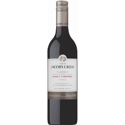 Vinho Jacobs Creek Shiraz Cabernet - Tinto Australiano