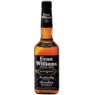 Whisky Evan Williams Kentucky Straight Bourbon Whiskey