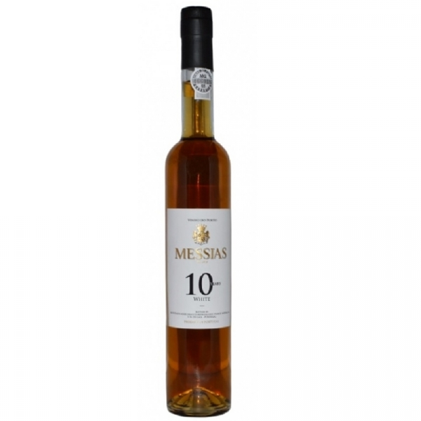Porto Messias 10 Anos White Dry