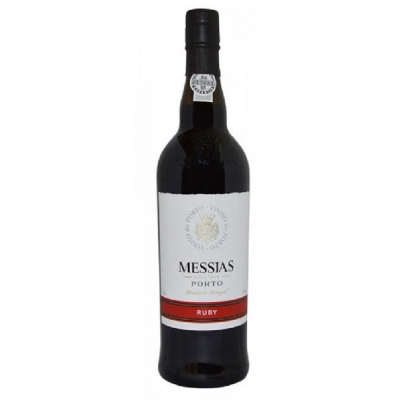 Vinho Porto Messias Ruby - Tinto Português