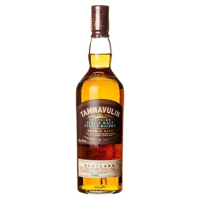 Whisky Tamnavulin Speyside - Single Malt Scotch - Double Cask