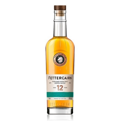 Whisky Fettercairn 12 anos - Highland Single Malt Scotch