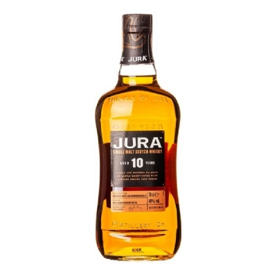 Whisky Jura 10 anos - Single Malt Scotch