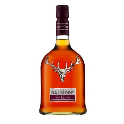 Whisky Dalmore 12 anos - Highland Single Malt Scotch
