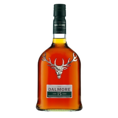 Whisky Dalmore 15 anos - Highland Single Malt Scotch