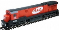 Locomotiva ALL - teto preto