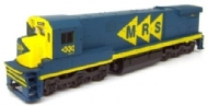 Locomotiva C30-7 MRS