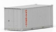 Container avulso 20