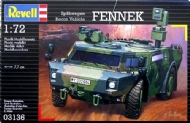 Spähwagen Recon Vehicle Fennek