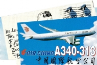 Airbus A340-313 Air China