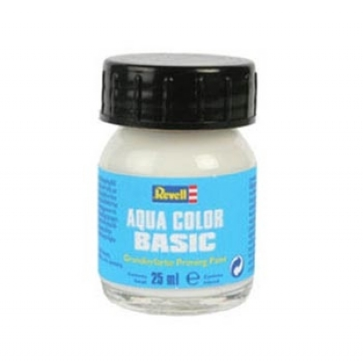 Primer Aqua Color Basic - Base para pintura 25 ml