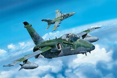 AMX A-1A Ground Attack Aircraft