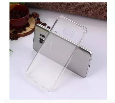 Capinha Case Anti Choque Transparente Galaxy S6 Edge