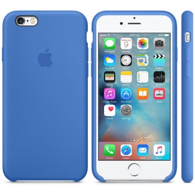 Capinha Apple Silicone ORIGINAL Iphone 7 Plus / 8 Plus.