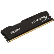 Memória Kingston HyperX FURY 8GB 1866Mhz DDR3 CL10 Black Series - HX318C10FB/8