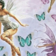 KAISERCRAFT - FAIRY DUST FOIL FLUTTER SPECIALTY