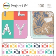 AMERICAN CRAFTS - PROJECT LIFE - BECKY HIGGINS