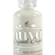 COLA DIMENSIONAL - TONIC STUDIOS - NUVO CRYSTAL DROPS GLOSS - OYSTER GREY