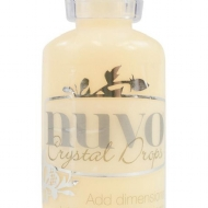 COLA DIMENSIONAL - TONIC STUDIOS - NUVO CRYSTAL DROPS GLOSS - BUTTERMILK