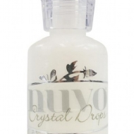 COLA DIMENSIONAL - TONIC STUDIOS - NUVO CRYSTAL DROPS GLOSS - SIMPLY WHITE