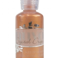 COLA DIMENSIONAL - TONIC STUDIOS - NUVO CRYSTAL DROPS - COPPER PENNY