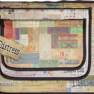 TIM HOLTZ - DISTRESS ACCESSORY BAGS - RANGER INK