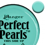 PERFECT PEARLS PIGMENT POWDER RANGER INK - TURQUOISE