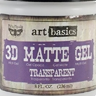 ART BASICS FINNABAIR PRIMA MARKETING - 3D MATTE GEL