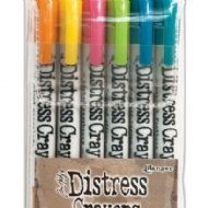 RANGER INK - TIM HOLTZ - DISTRESS CRAYONS - # 1
