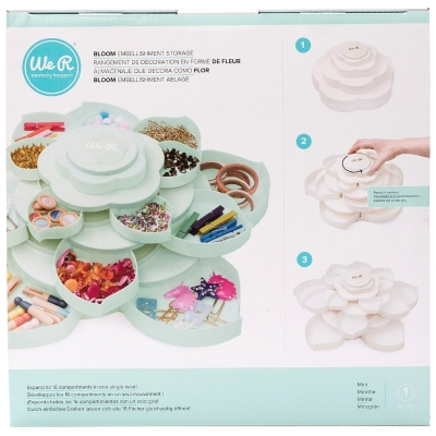 BLOOM EMBELLISHMENT STORAGE - WE R