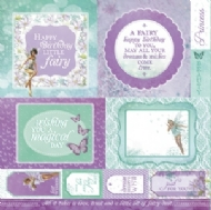 KAISERCRAFT - FAIRY DUST COLLECTION - DOUBLE SIDED PAPER - FAIRY WISHES