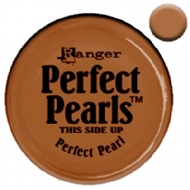 PERFECT PEARLS PIGMENT POWDER - RANGER INK - PERFECT BRONZE