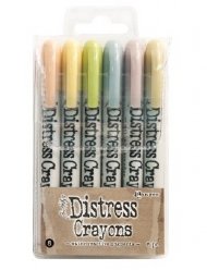 RANGER INK - TIM HOLTZ - DISTRESS CRAYONS #8