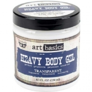 HEAVY BODY GEL TRANSPARENT - FINNABAIR - PRIM MARKETING