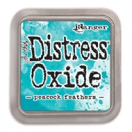 DISTRESS OXIDE - PEACOCK FEATHERS - TIM HOLTZ - RANGER INK