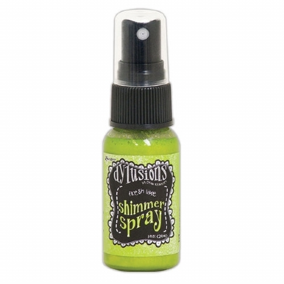 RANGER INK - DYLUSIONS SHIMMER SPRAY - FRESH LIME